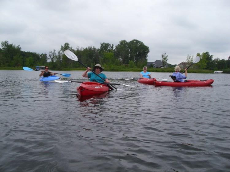 Deb Kayak