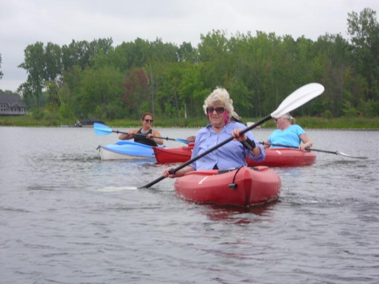 kayak MiMi